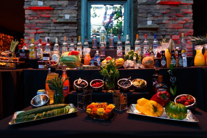 Stoli's Most Original Bartender Competition